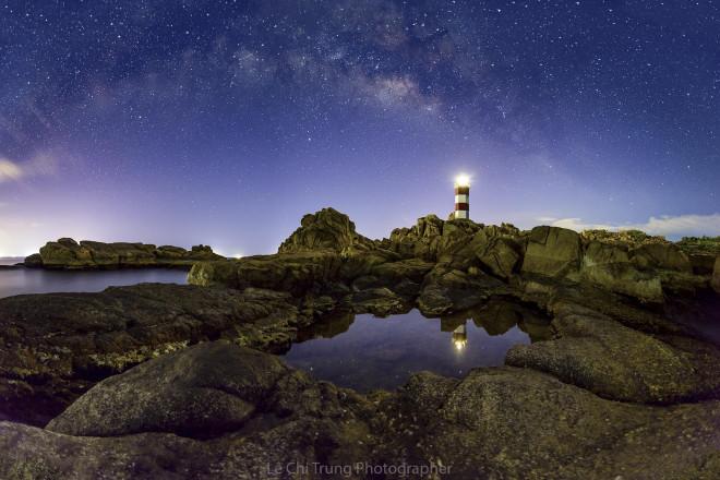 Ghé thăm Hải đăng Gành Đèn hoang sơ kỳ vĩ đất Phú Yên - 6