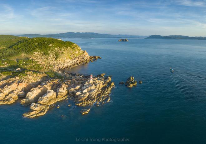 Ghé thăm Hải đăng Gành Đèn hoang sơ kỳ vĩ đất Phú Yên - 7