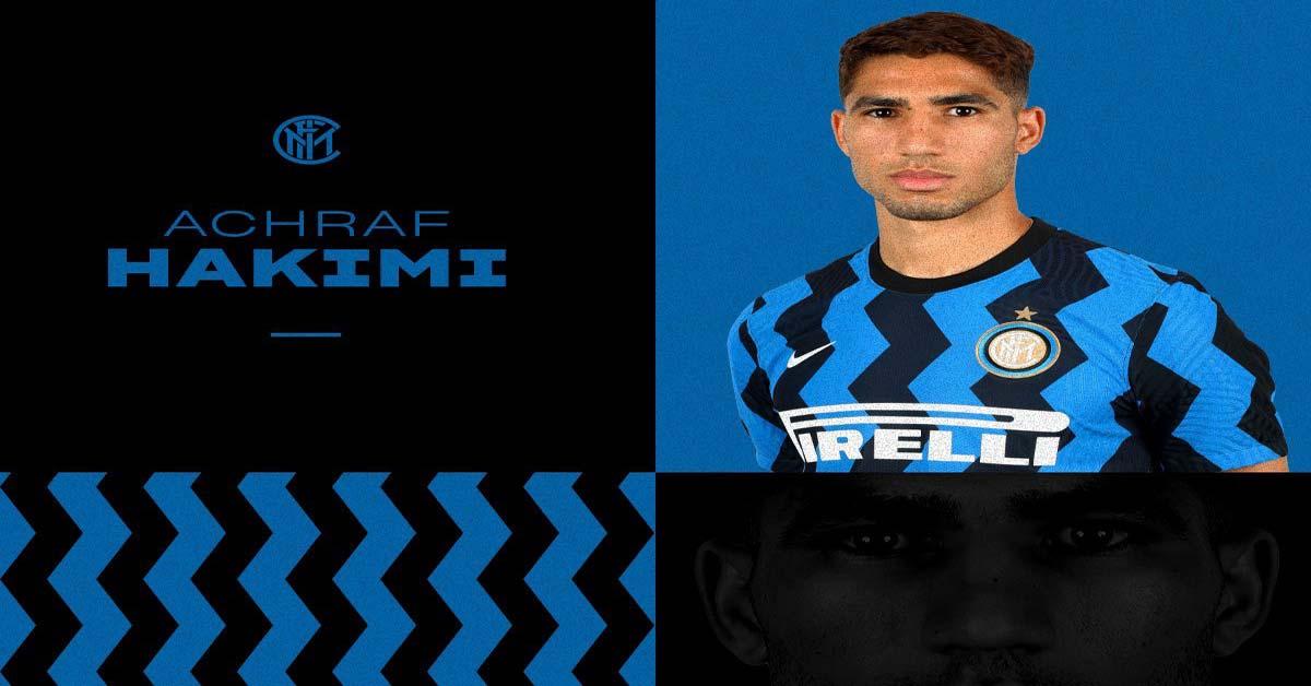 Tin HOT bóng đá sáng 3/7: Hakimi chính thức gia nhập Inter Milan
