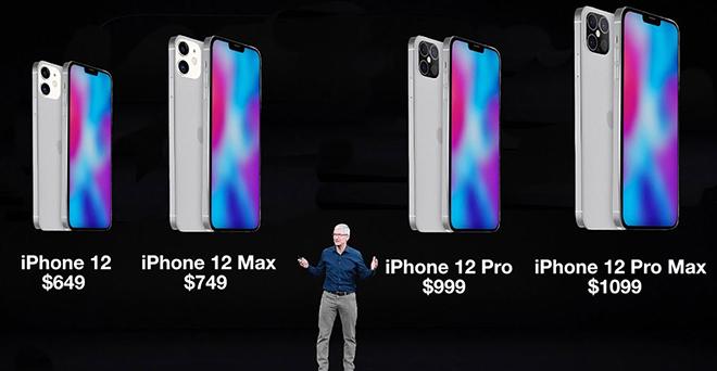 Apple sẽ áp dụng chiến lược nào khi bán iPhone 12 - 3