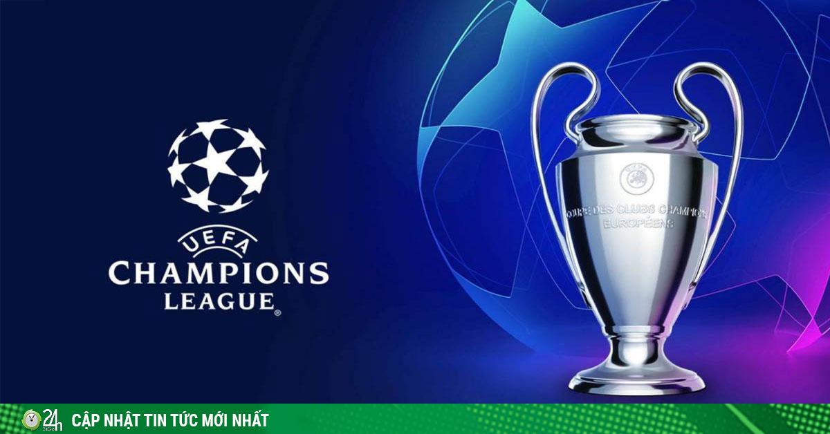 Tin HOT bóng đá sáng 2/7: UEFA ấn định lịch Cúp C1 mùa tới