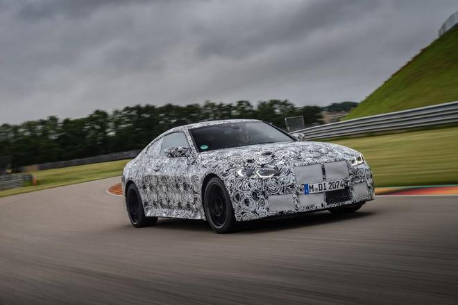 BMW M3 2021 sedan và BMW M4 20201 oupe sẽ ra mắt vào tháng 9
