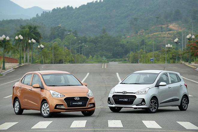 Giá lăn bánh xe Hyundai Grand i10 mới nhất tháng 7/2020 - 1