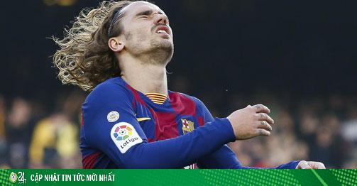Biến ở Barca: Gia đình Griezmann bay gấp sang Tây Ban Nha vì điều gì?
