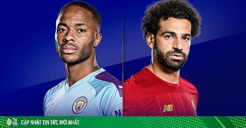 Nhận định bóng đá Man City - Liverpool: Đại chiến rực lửa đón tân vương