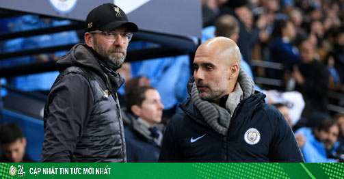 Pep Guardiola cảnh báo Klopp: Man City sẽ truất ngôi Liverpool mùa tới