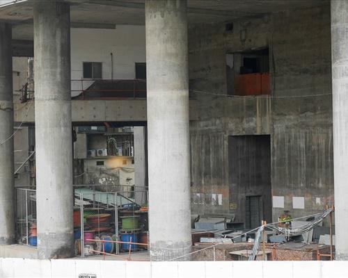 """Cận cảnh cao ốc 42 tầng """"đắp chiếu"""" gần thập kỷ giữa trung tâm TP.HCM - 5"""