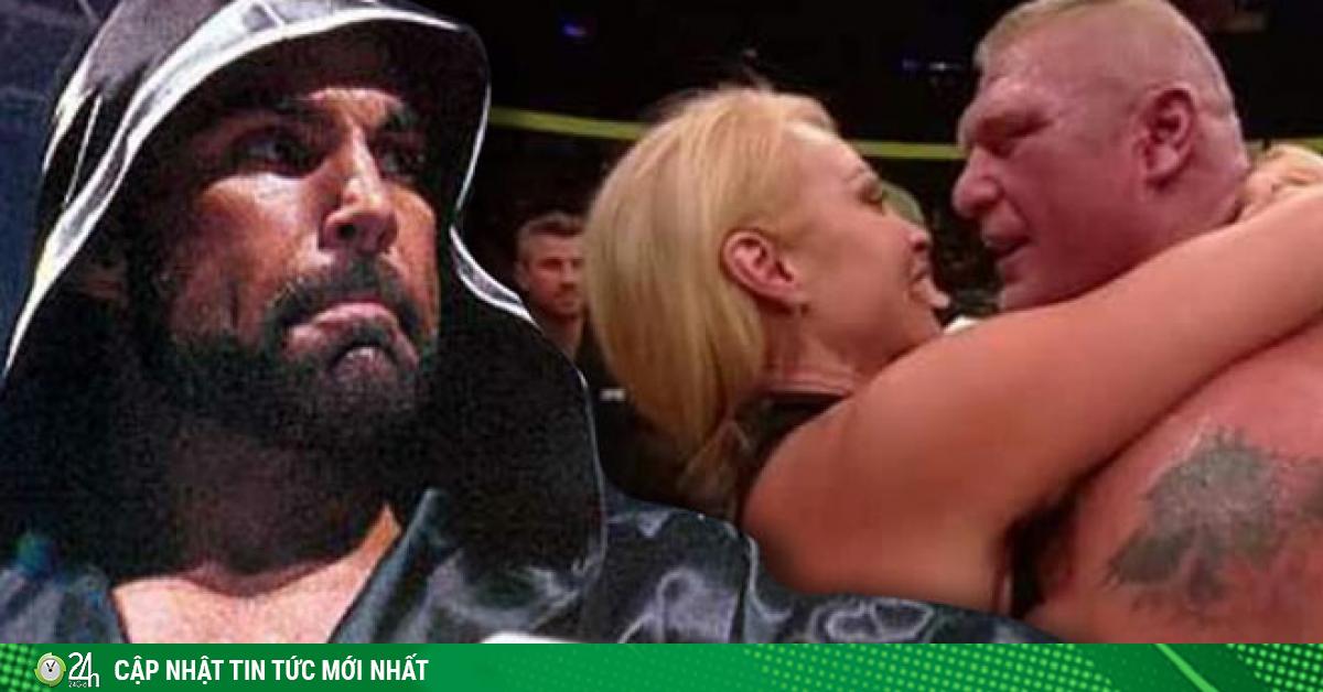 Chấn động WWE: Nhà vô địch tòm tem rồi cuỗm luôn vợ đồng nghiệp