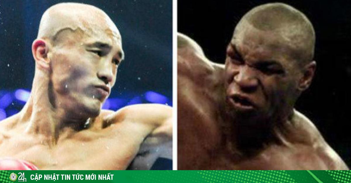 Bất chấp bị mỉa mai, Đệ nhất Thiếu Lâm khao khát đấm Mike Tyson