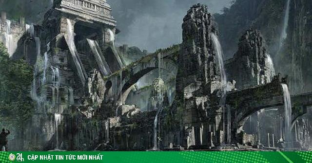 Những bí ẩn chưa có lời giải đáp về thành phố cổ Atlantis