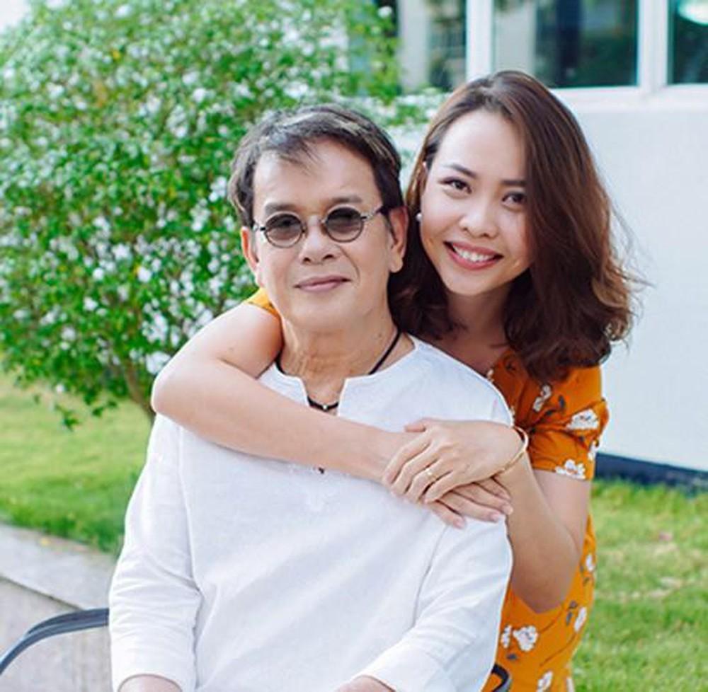 73 tuổi nhạc sĩ Đức Huy vẫn muốn có thêm con với vợ trẻ kém 44 tuổi 2
