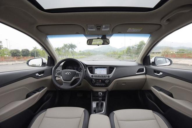 Giá xe Hyundai Accent lăn bánh giảm 50% trước bạ trong tháng 7/2020 - 4