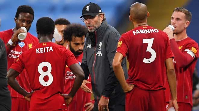 Liverpool khốn khổ: Nhà vô địch
