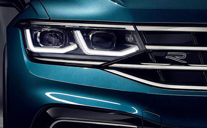 Volkswagen Tiguan phiên bản nâng cấp trình làng, thêm bản hiệu suất cao - 5