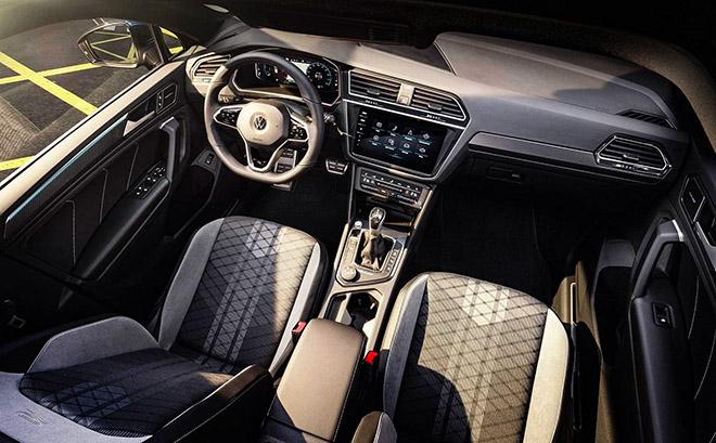 Volkswagen Tiguan phiên bản nâng cấp trình làng, thêm bản hiệu suất cao - 7
