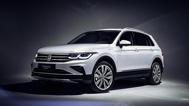 Volkswagen Tiguan phiên bản nâng cấp trình làng, thêm bản hiệu suất cao - 10