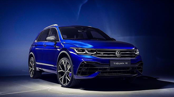 Volkswagen Tiguan phiên bản nâng cấp trình làng, thêm bản hiệu suất cao - 11
