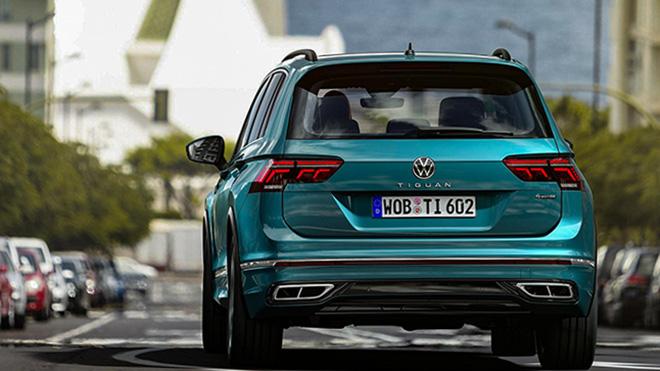 Volkswagen Tiguan phiên bản nâng cấp trình làng, thêm bản hiệu suất cao - 6