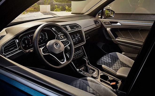Volkswagen Tiguan phiên bản nâng cấp trình làng, thêm bản hiệu suất cao - 9