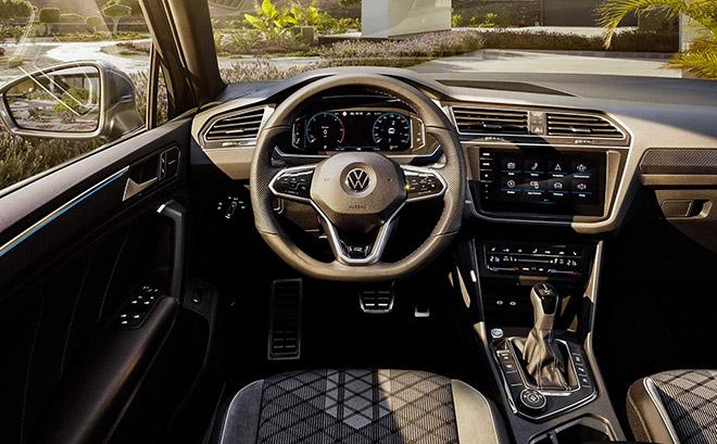 Volkswagen Tiguan phiên bản nâng cấp trình làng, thêm bản hiệu suất cao - 8