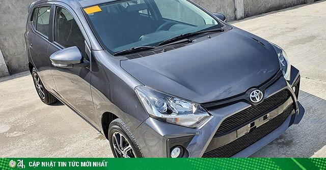 Đại lý nhận đặt cọc Toyota Wigo 2020, giá bán rẻ hơn bản cũ
