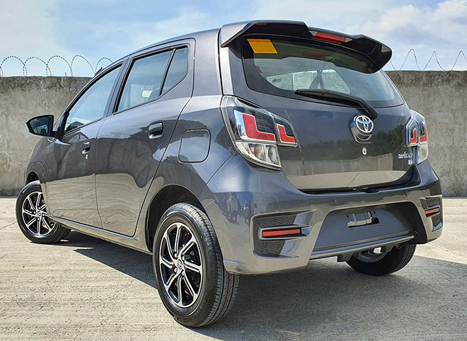 Đại lý nhận đặt cọc Toyota Wigo 2020, giá bán rẻ hơn bản cũ - 2