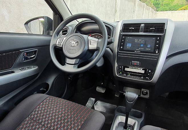 Đại lý nhận đặt cọc Toyota Wigo 2020, giá bán rẻ hơn bản cũ - 5