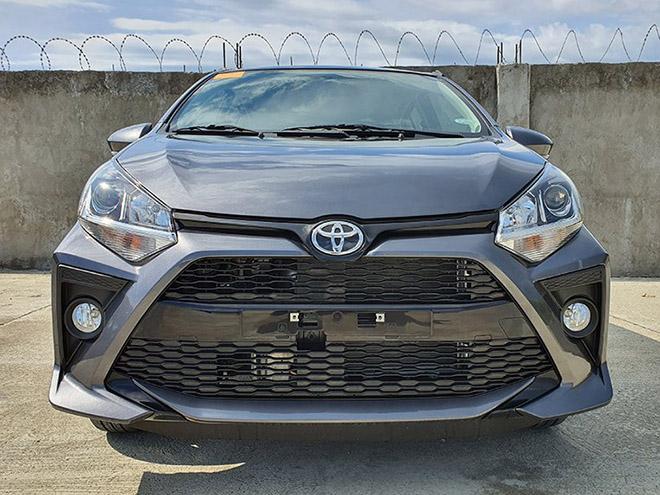 Đại lý nhận đặt cọc Toyota Wigo 2020, giá bán rẻ hơn bản cũ - 3