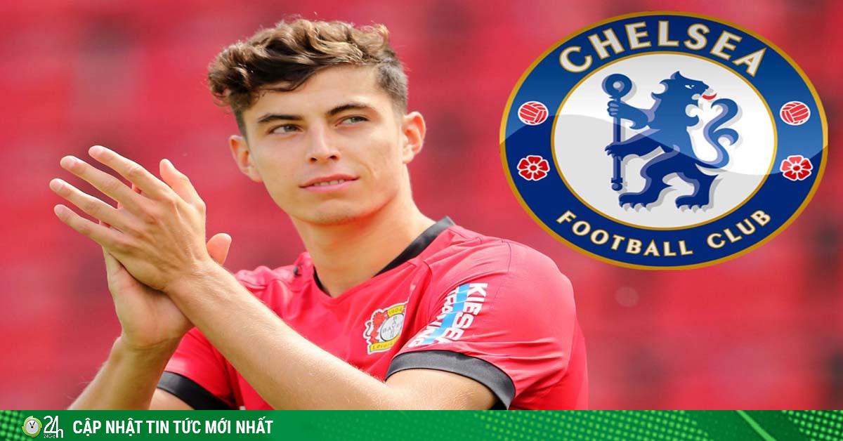 Tin HOT bóng đá sáng 4/7: Chelsea tăng tốc trong vụ Havertz