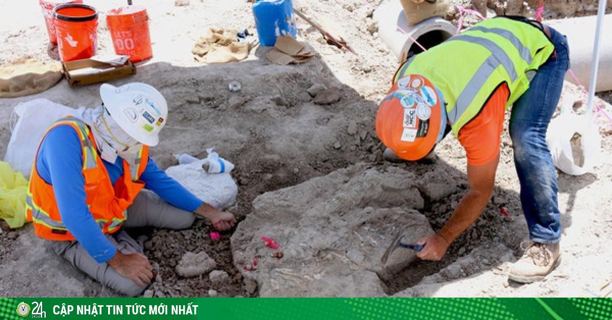 Thành phố rùng rợn: đào đường, 3 lần lọt vào mộ phần quái thú