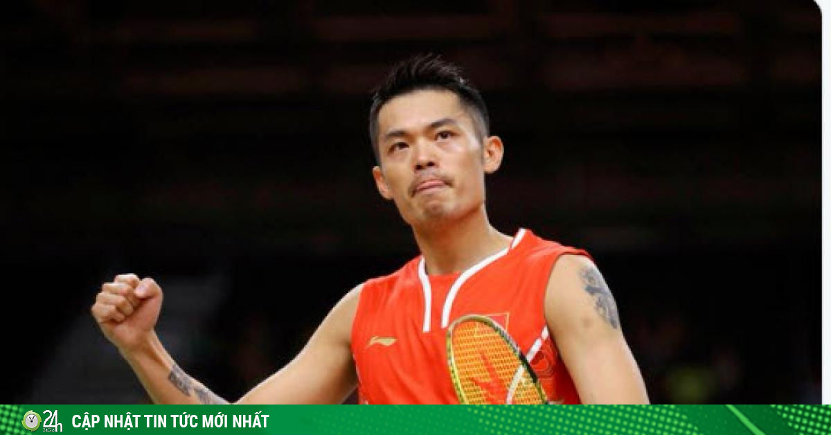 Huyền thoại cầu lông Lin Dan giải nghệ khi không được dự Olympic