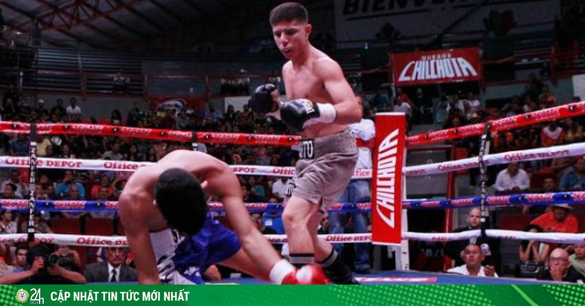 Rúng động boxing: Ngôi sao có biệt danh Cướp biển qua đời ở tuổi 21