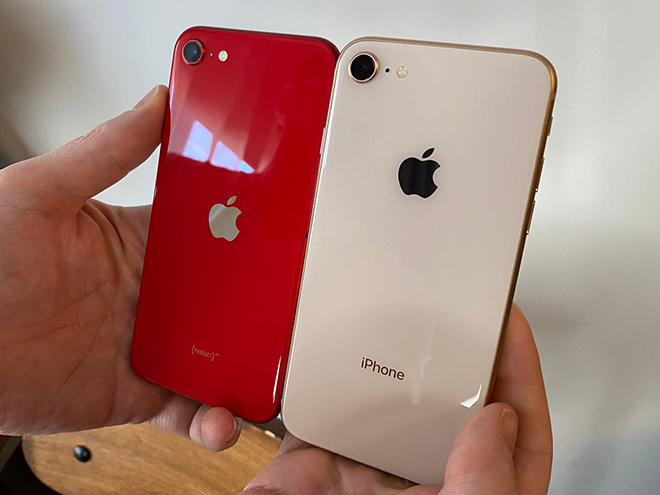 Chi 5,85 triệu đồng cho iPhone 8 hay 10,99 triệu đồng cho iPhone SE ? - 1