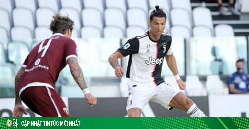 Video highlight trận Juventus - Torino: Nửa tiếng ung dung, oan nghiệt VAR phút bù giờ (H1)