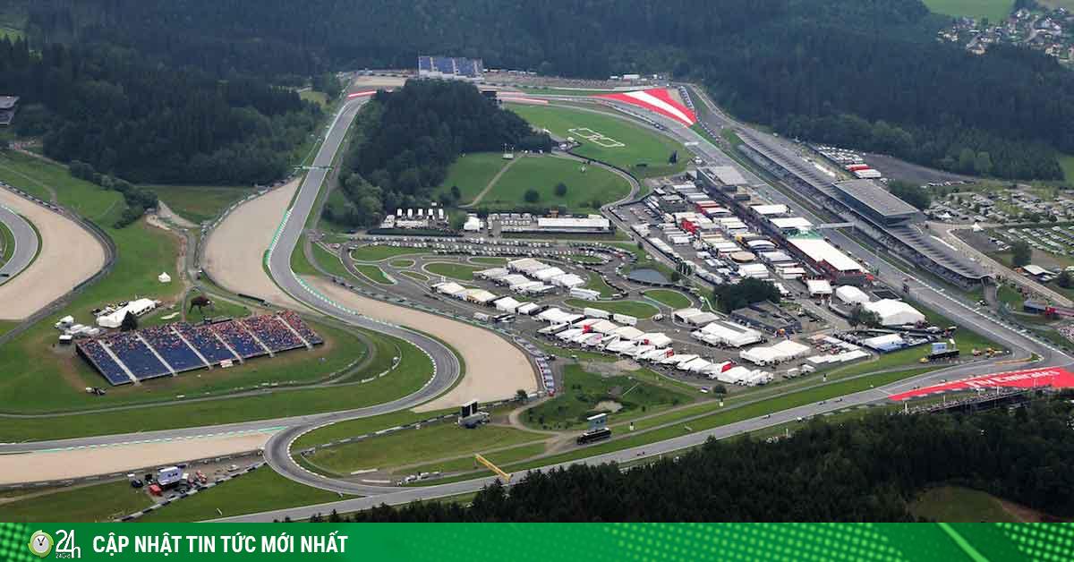 Đua xe F1: Quy trình nghiêm ngặt chưa từng có để F1 được gầm rú trở lại