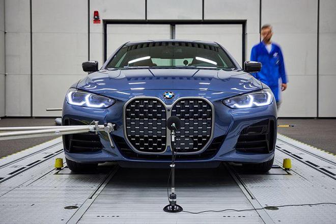 BMW 4-Series 2021 chính thức đi vào sản xuất, bán ra vào mùa thu - 1