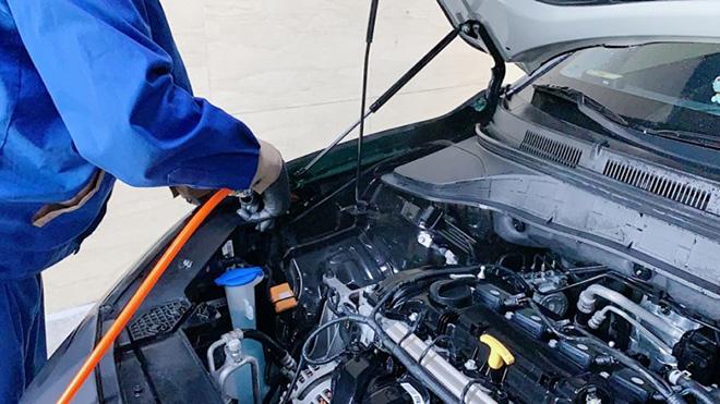 Giải đáp 4 thắc mắc về chăm sóc xe hơi