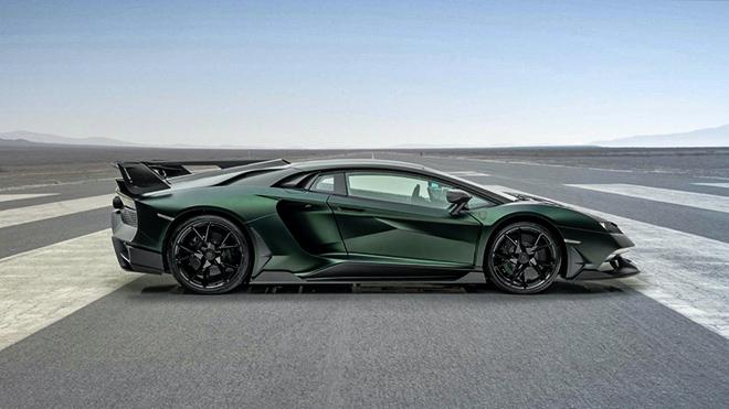 """Hãng độ Mansory """"lột xác"""" siêu xe Lamborghini Aventador SVJ triệu đô - 1"""
