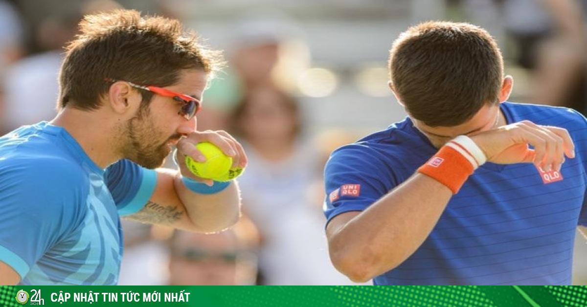 Djokovic suy sụp vì mắc Covid-19, tay vợt đồng hương bênh vực đến cùng