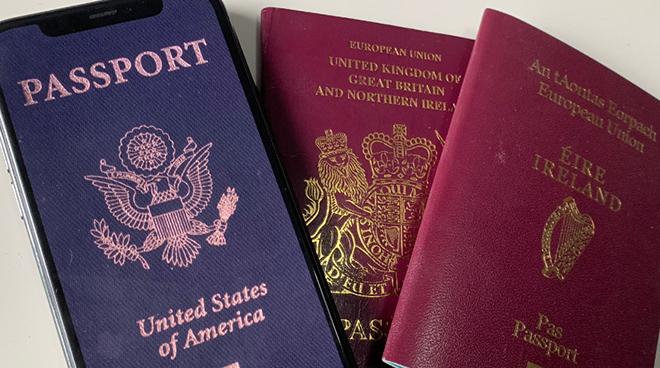 iPhone tương lai sẽ thay thế cho giấy phép lái xe và hộ chiếu - 1