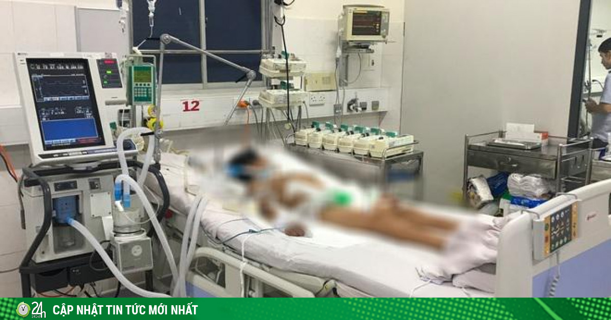 Bé trai 4 tuổi tử vong do bạch hầu từng tiêm phòng 4 mũi