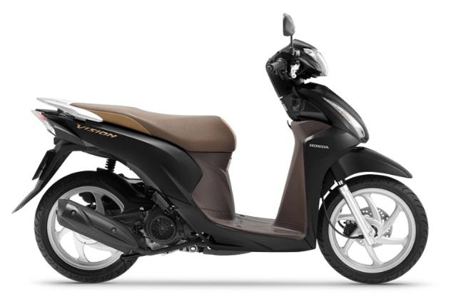 Bảng giá Honda Vision tháng 7/2020, chênh cao gần 3 triệu đồng - 2