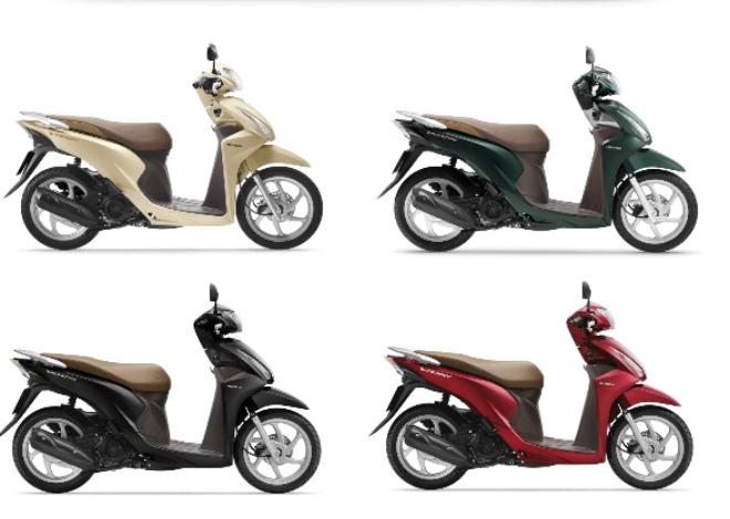 Bảng giá Honda Vision tháng 7/2020, chênh cao gần 3 triệu đồng - 3