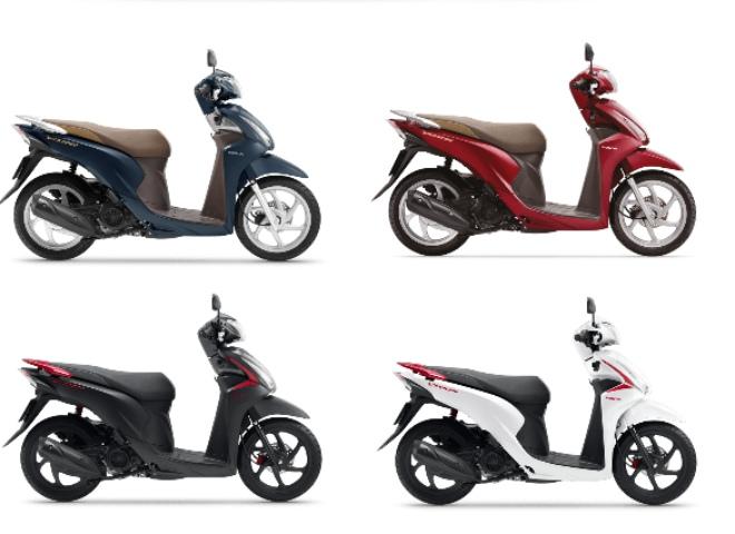 Bảng giá Honda Vision tháng 7/2020, chênh cao gần 3 triệu đồng - 4