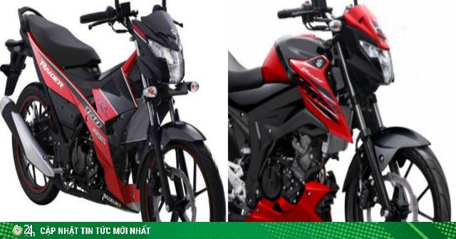 Bảng giá xe máy Suzuki tháng 7/2020, khuyến mãi tới 5 triệu đồng