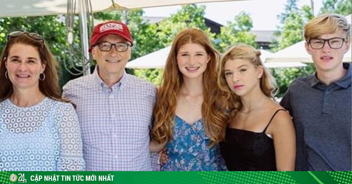 Ái nữ nhà Bill Gates lần đầu hé lộ cuộc sống đặc quyền bên trong gia đình tài phiệt bậc nhất thế giới