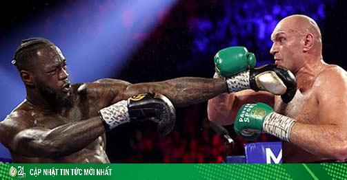 Tin thể thao HOT 6/7: Tyson khích lệ Wilder đối đầu Fury