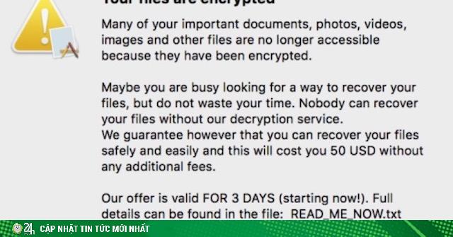 Đừng nghĩ macOS an toàn, giới bảo mật vừa phát hiện một mã độc cực tinh vi