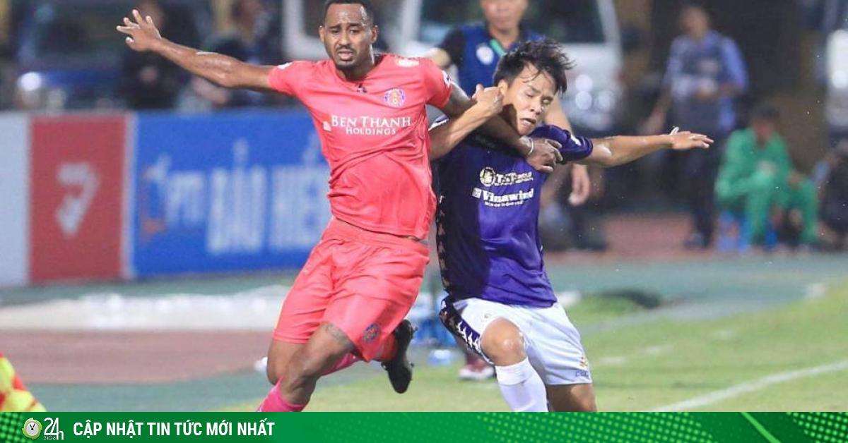 V-League 2020 hấp dẫn, đội tuyển Việt Nam hưởng lợi?