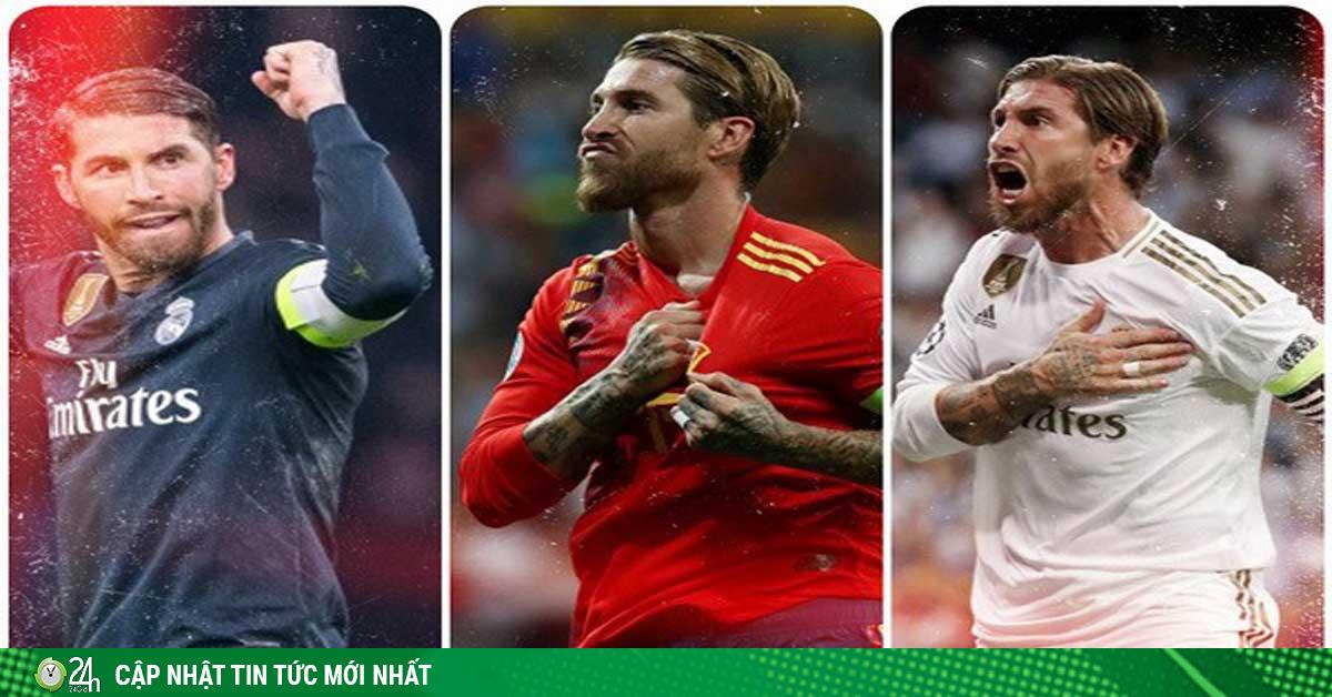Real sắp vô địch La Liga: Những điều thú vị về đại ca Sergio Ramos